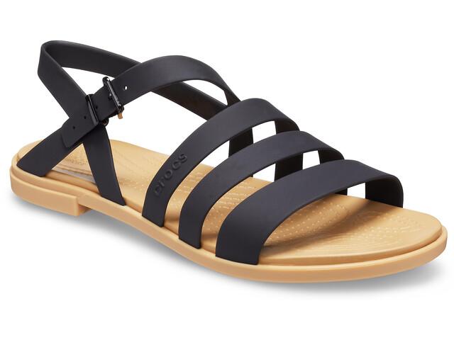 Crocs Tulum Sandały Kobiety, black/tan